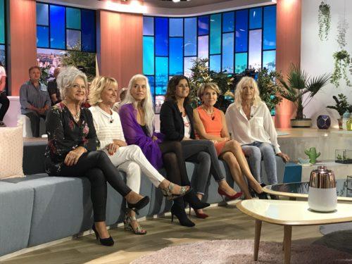 «Les sexygénaires»  à la télévision (suite)